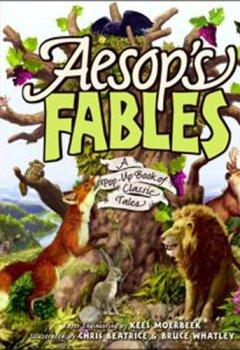 Livres Couvertures de Aesop's Fables: A Pop-Up Book of Classic Tales