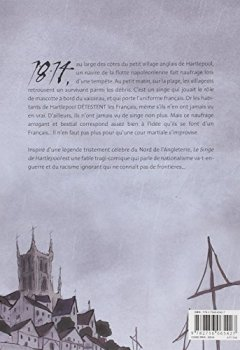 Livres Couvertures de Le Singe de Hartlepool (NED)