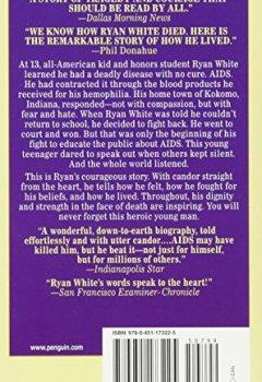Buchdeckel von Ryan White: My Own Story (Signet)
