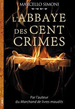 Livres Couvertures de L'abbaye des cent crimes
