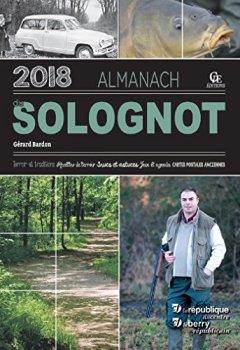 Livres Couvertures de Almanach du Solognot 2018