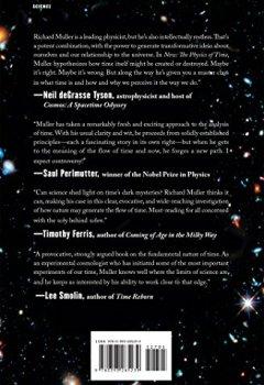 Livres Couvertures de Now: The Physics of Time