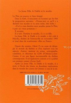 Livres Couvertures de La Jeune Fille, le Diable et le moulin