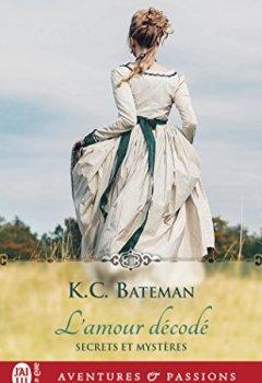 Livres Couvertures de Secrets et mystères (Tome 2) - L'amour décodé