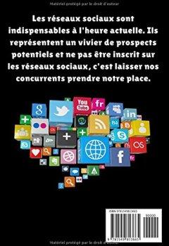 Livres Couvertures de Marketing sur les Réseaux Sociaux : Maximisez vos ventes en utilisant les social medias