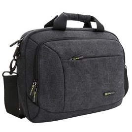 Evecase-Canvas-Laptop-Messenger-Bag