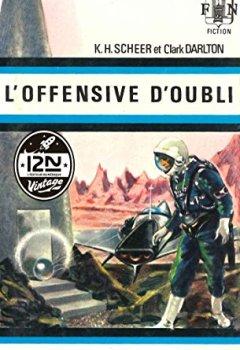 Livres Couvertures de Perry Rhodan n°15 - L'offensive d'oubli