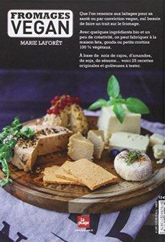 Livres Couvertures de Fromages Vegan