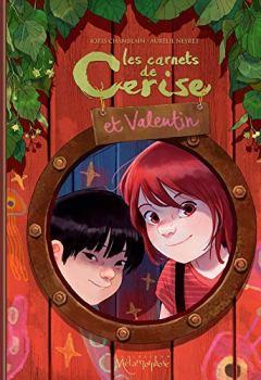 Livres Couvertures de Les carnets de Cerise et Valentin
