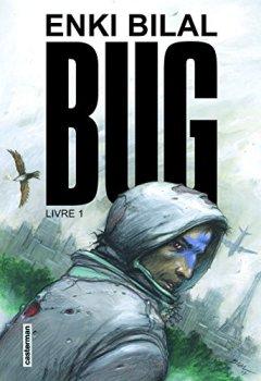 Livres Couvertures de Bug : Tome 1