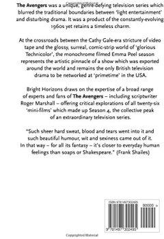 Livres Couvertures de Bright Horizons: The Monochrome World of Emma Peel