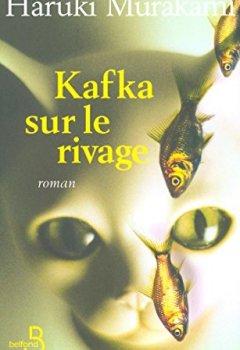 Livres Couvertures de Kafka sur le rivage