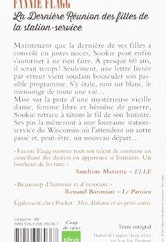 Livres Couvertures de La Dernière Réunion des filles de la station-service