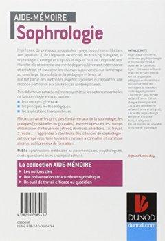 Livres Couvertures de Aide-mémoire - Sophrologie - en 68 notions