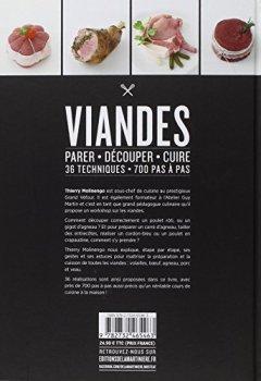 Livres Couvertures de Viandes. Parer-Découper-Cuire, 36 techniques, 700