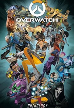 Livres Couvertures de Overwatch: Anthology Volume 1