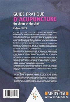 Livres Couvertures de Guide pratique d'acupuncture du chien et du chat
