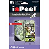 iaPeel インクジェットプリントスキン iPhone 4