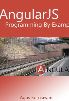 Livres Couvertures de AngularJS Programming by Example (English Edition)