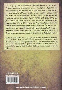 Livres Couvertures de GARDIENS DU SILENCE (LES) : Preuves de l'implication du gouvernement américain dans la censure concernant les ovnis et la présence extraterrestre
