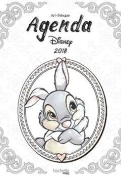 Livres Couvertures de Agenda Art-Thérapie Disney