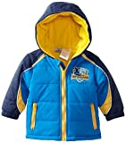 Little Rebels Baby-boys Infant 1 Piece Extreme Snowboard Jacket, Blue, 18 Months