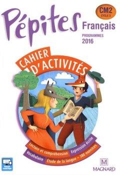 Telecharger Francais Cm2 Pepites Cahier D Activites Pdf En