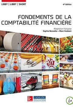 Livres Couvertures de Fondements de la comptabilité financière