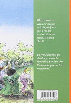 Livres Couvertures de Au revoir Blaireau