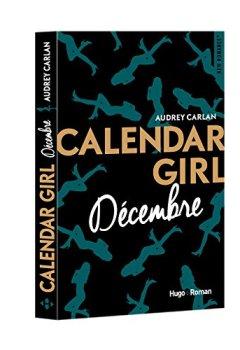 Livres Couvertures de Calendar Girl - Décembre
