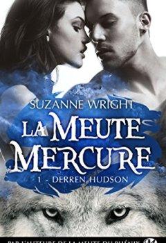 Livres Couvertures de Derren Hudson: La Meute Mercure, T1