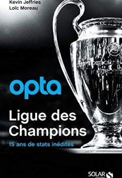 Livres Couvertures de Opta - Ligue des champions