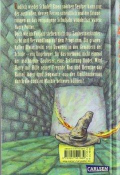 Buchdeckel von Harry Potter und die Kammer des Schreckens