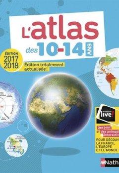 Livres Couvertures de L'Atlas des 10-14 ans