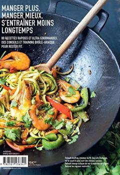 Livres Couvertures de Mes recettes healthy: BIM ! Prends toi en main avec mes recettes fitfightforever
