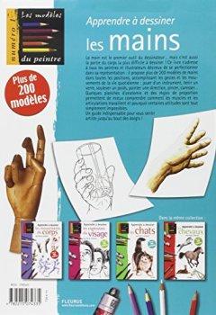 Livres Couvertures de Apprendre à dessiner les mains