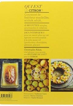 Livres Couvertures de Citron