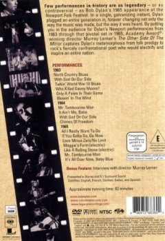 Livres Couvertures de Dylan, Bob - The Other Side of the Mirror : Bob Dylan Live at the Newport Folk Festival 1963-1965