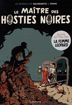 Livres Couvertures de Le Spirou de ... - tome 11 - La femme Léopard 2/2 (Le Maître des hosties noires)