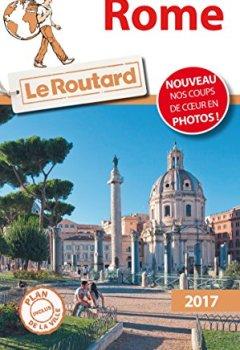 Livres Couvertures de Guide du Routard Rome 2017