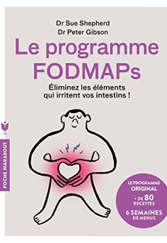 Livres Couvertures de Le programme Fodmaps: Eliminez les éléments qui irritent vos intestins