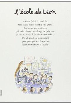 Livres Couvertures de L'Ecole de Léon