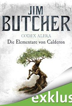 Buchdeckel von Die Elementare von Calderon (Codex Alera 1)