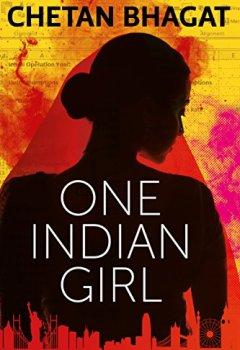 Buchdeckel von One Indian Girl