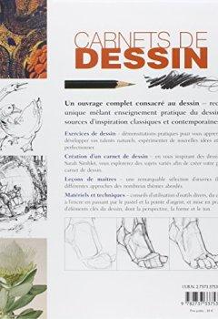 Livres Couvertures de CARNETS DE DESSIN