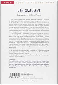 Livres Couvertures de Pardès, N° 45 : L'énigme juive