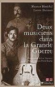 Deux musiciens dans la grande guerre (CONTEMPO.)