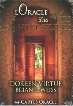 Livres Couvertures de L'oracle des vies antérieures : 44 cartes oracle
