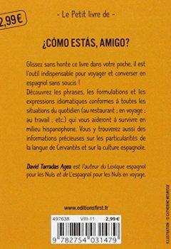 Livres Couvertures de Petit Livre de - Les 800 expressions pour tout dire en espagnol