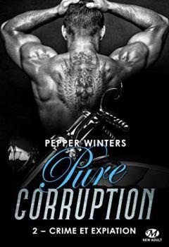 Livres Couvertures de Crime et Expiation: Pure Corruption, T2